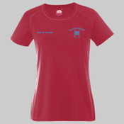 Ladies Fruit of the Loom Performance T Shirt